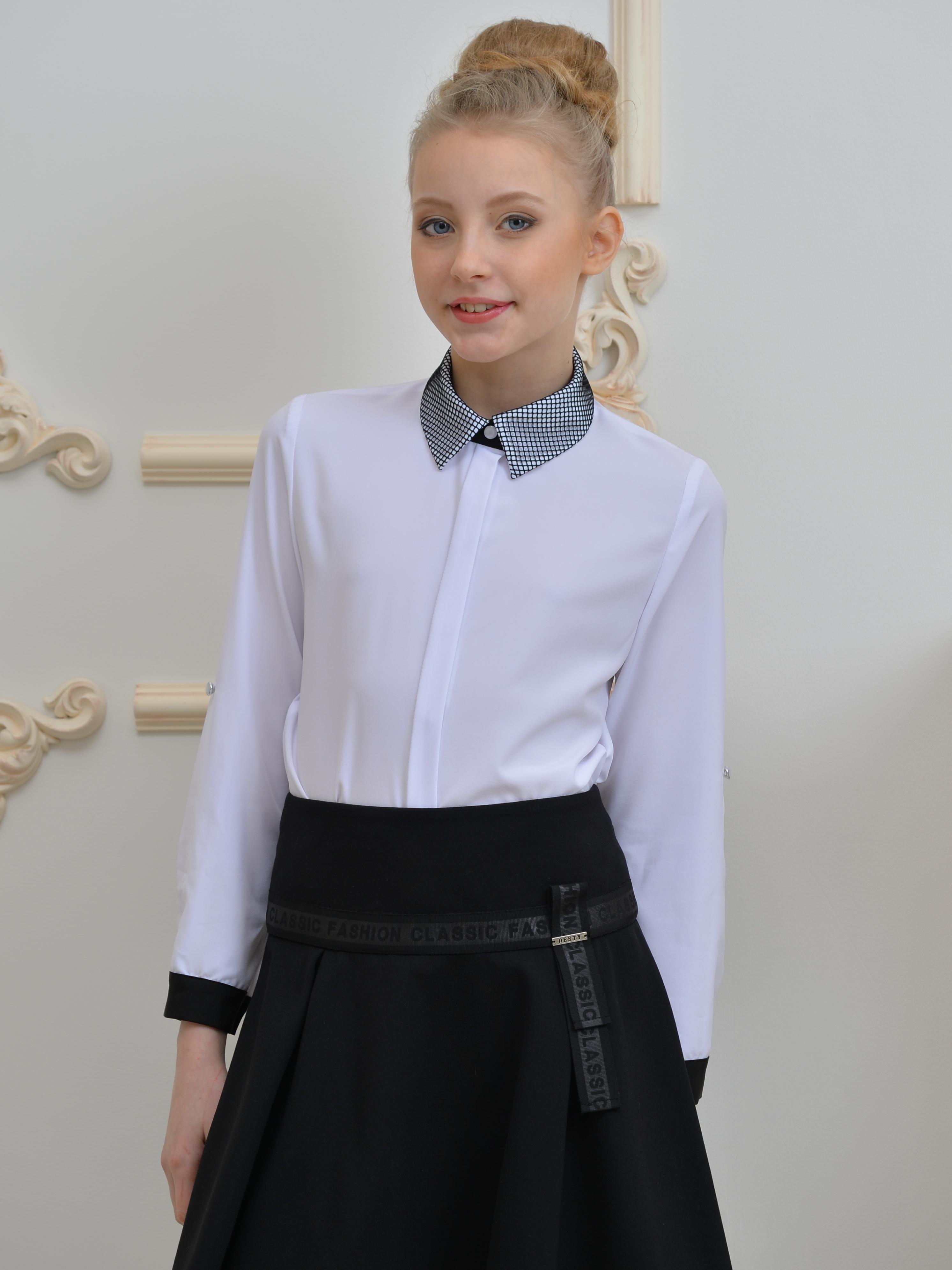Блузка для девочки YGDT008