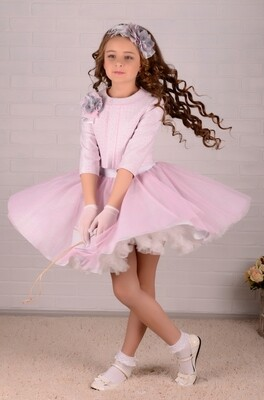 Меган. Цвет: розовая пудра. Артикул: 9913945