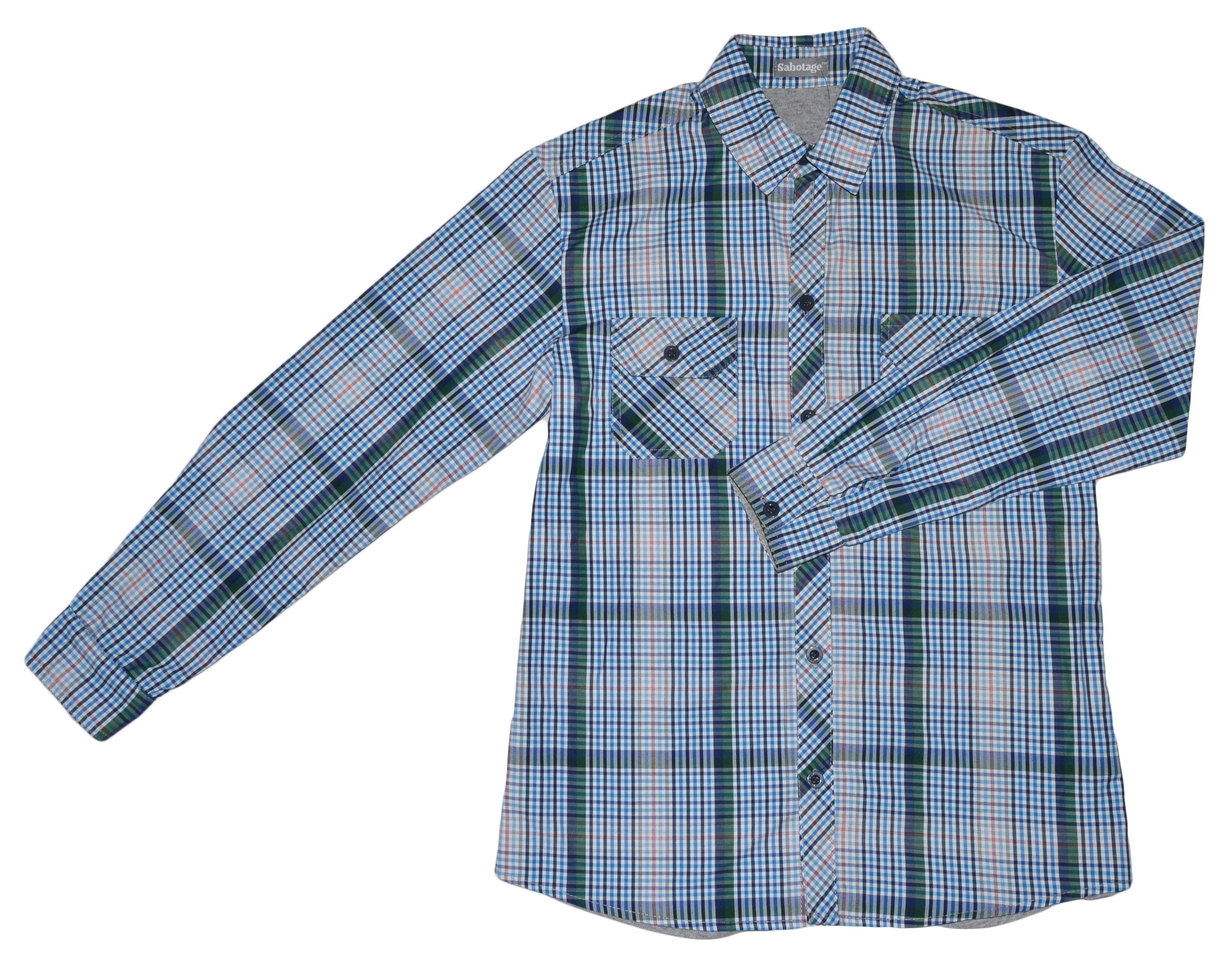 Рубашка для мальчика YS-B4770бир