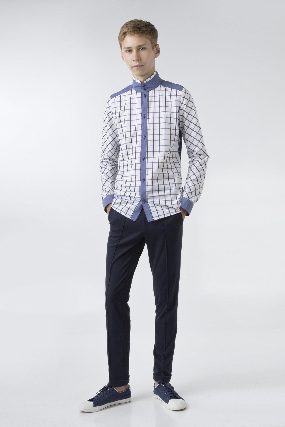 Рубашка для мальчика DSSB045-52