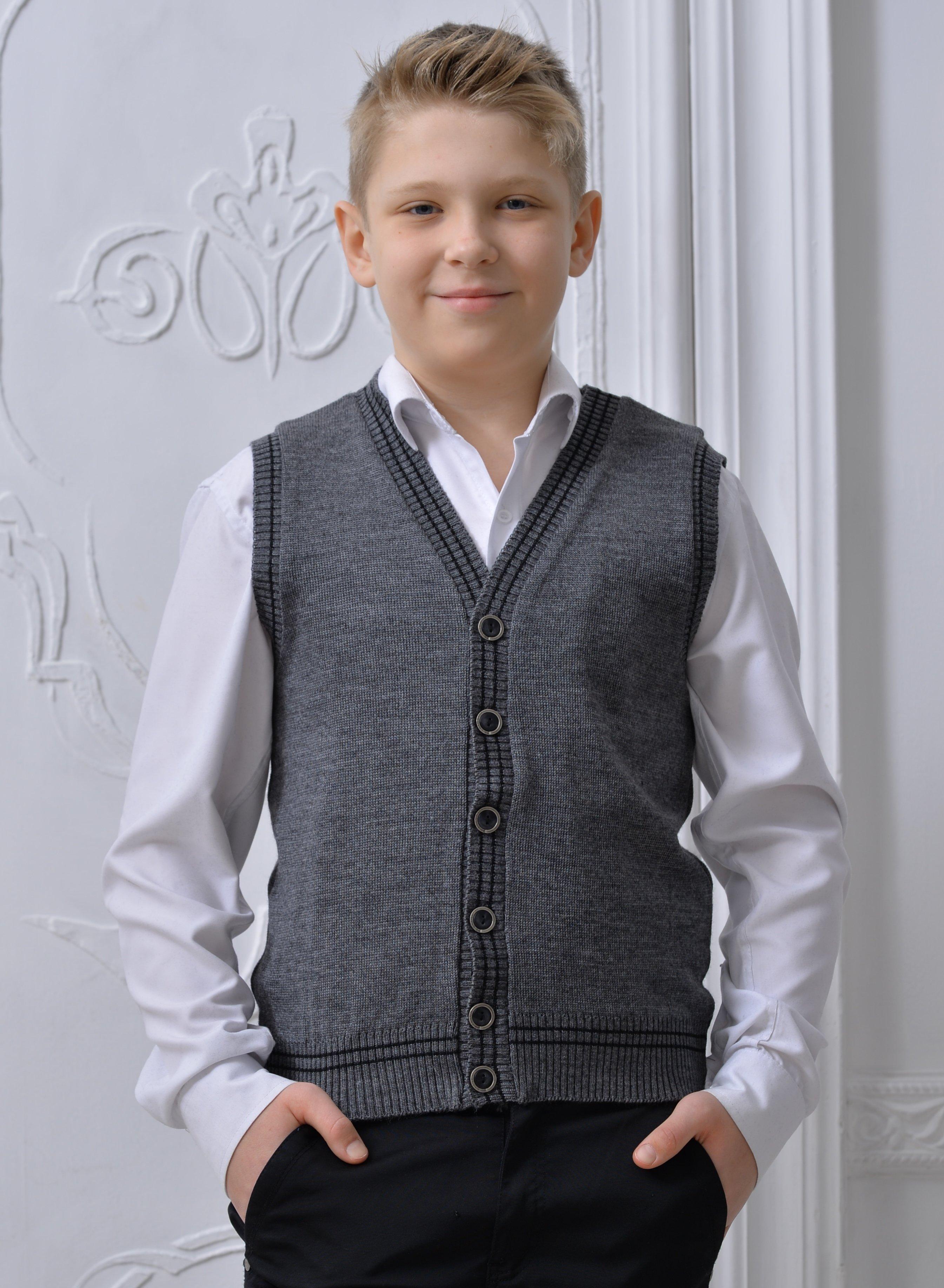 Жилет для мальчика YSDT114B