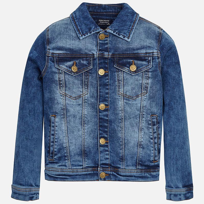 Куртка джинсовая для мальчика