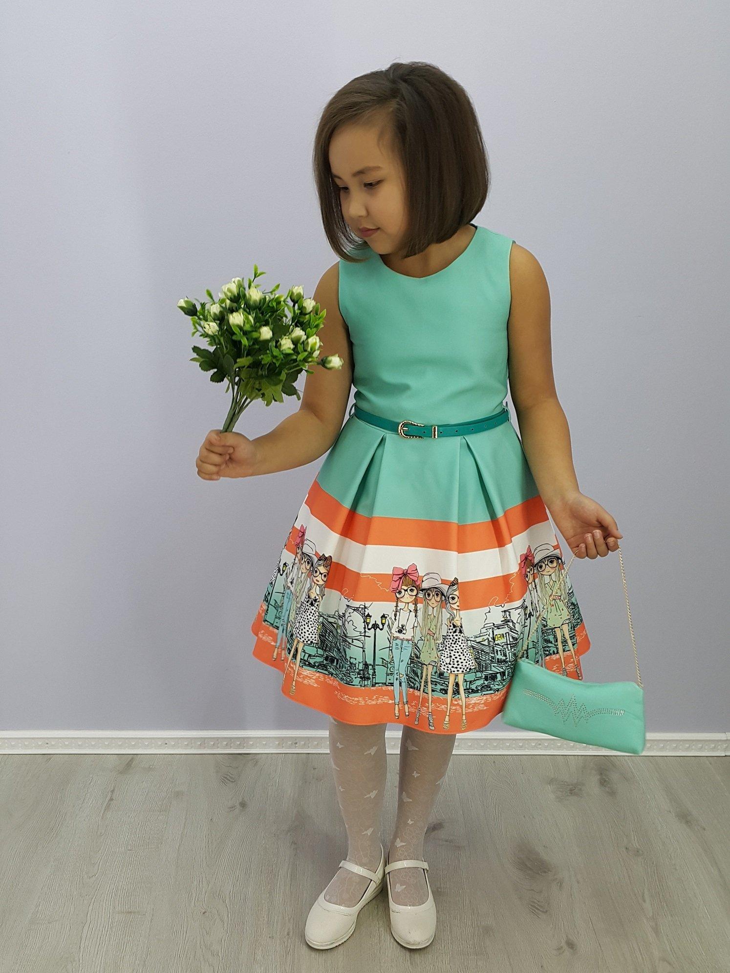 Платье для девочки Лия