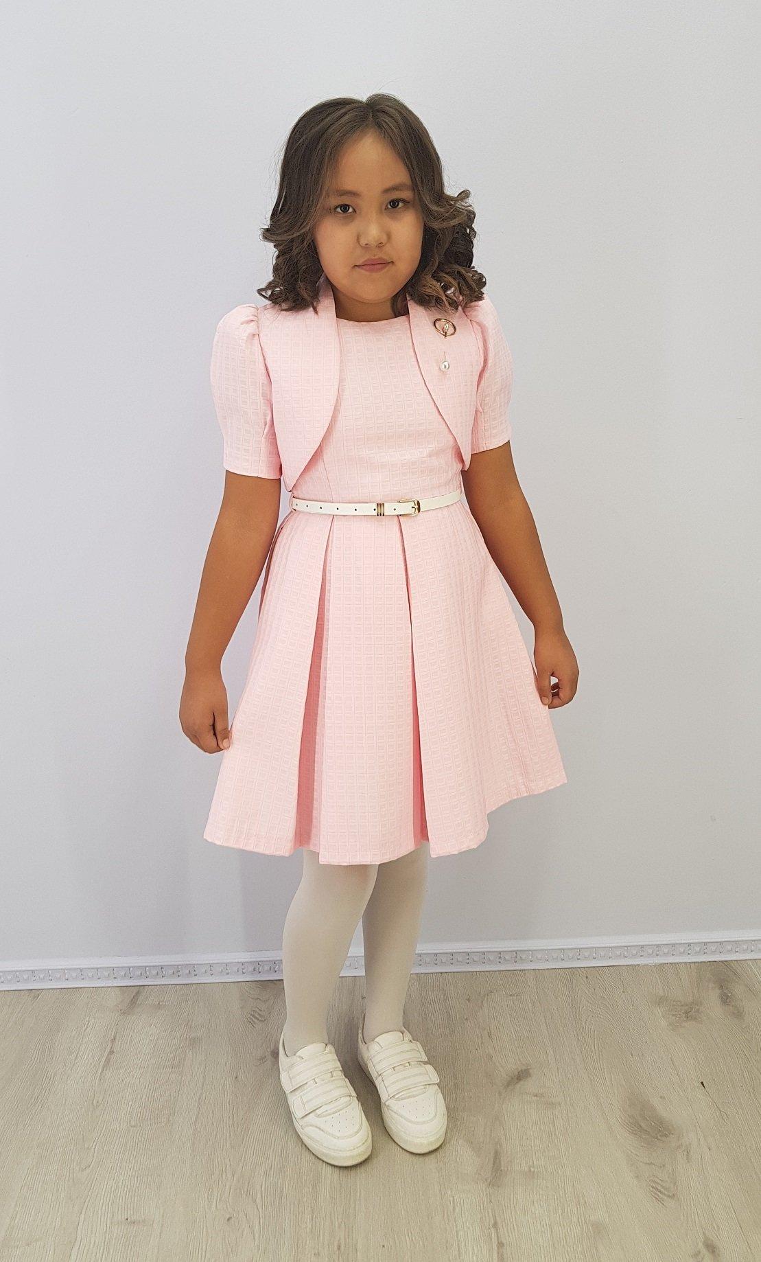 Платье для девочки Илона ALLMN67-05