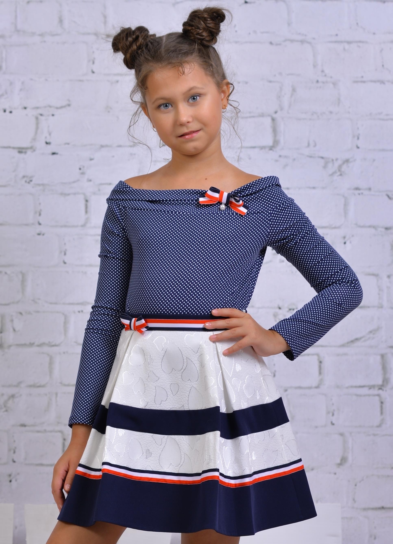 Блузка для девочки ALLDT043