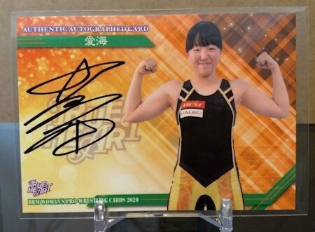 Manami 2020 BBM Joshi True Heart Autograph /100