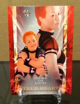 Emi Sakura 2011 BBM Joshi True Heart Base Card