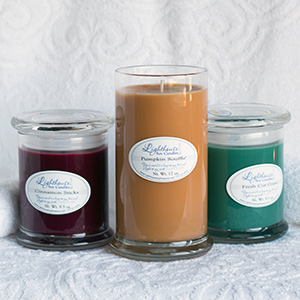 16 oz Soy Candle Status Container