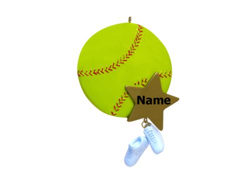 Softball Star
