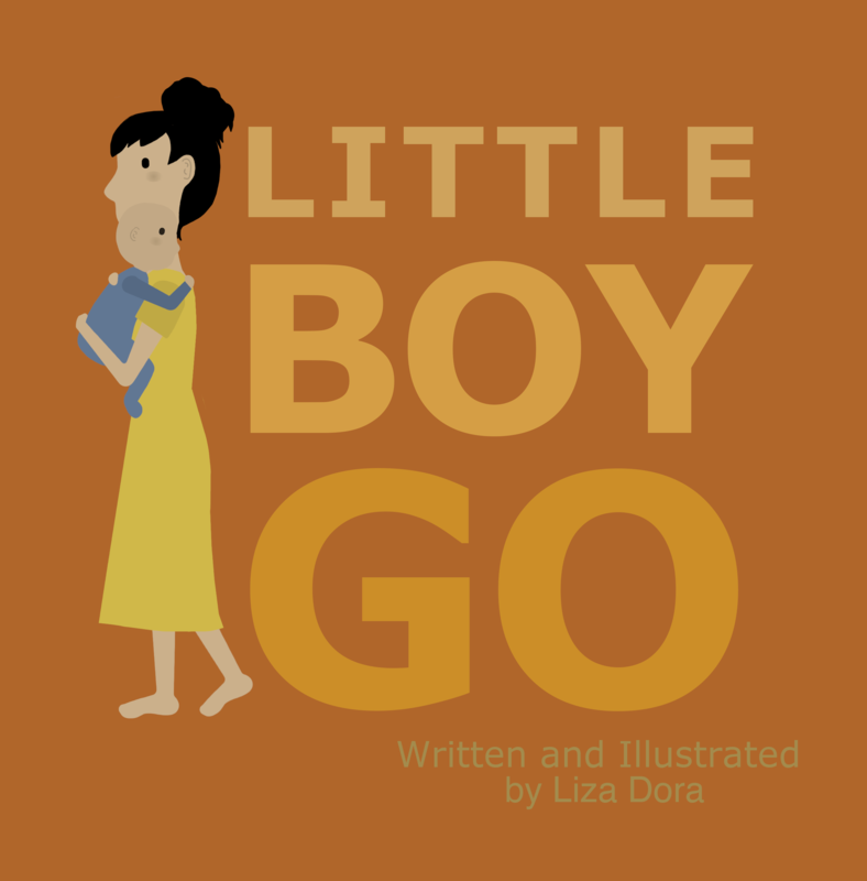 Little Boy Go (Preorder)