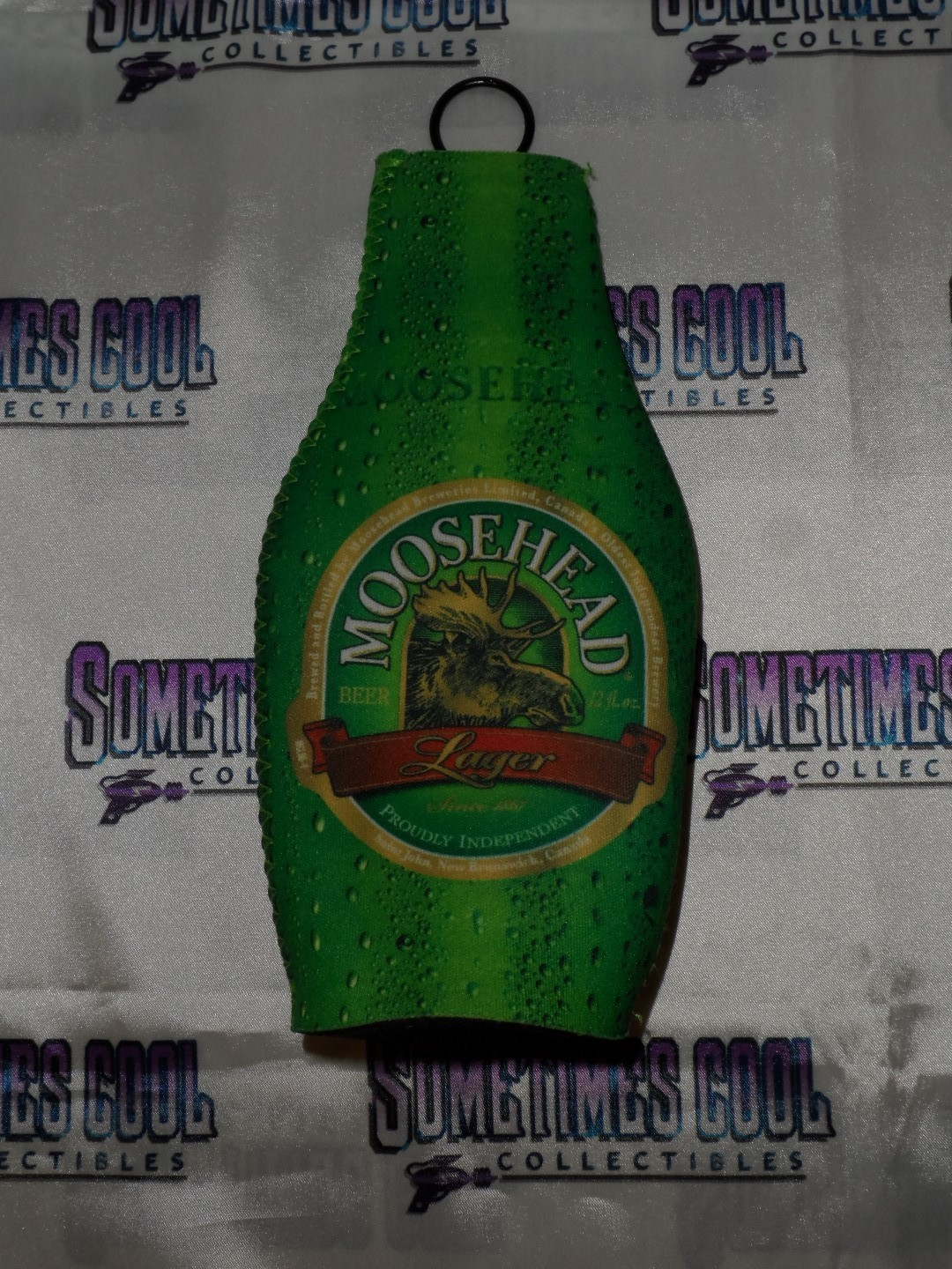 Moosehead Lager - Beer Bottle Koozie