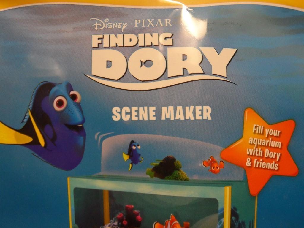 Finding Dory Scene Maker - Promo Toy