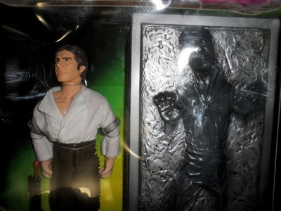 Star Wars Action Collection: Han Solo & Carbonite Block