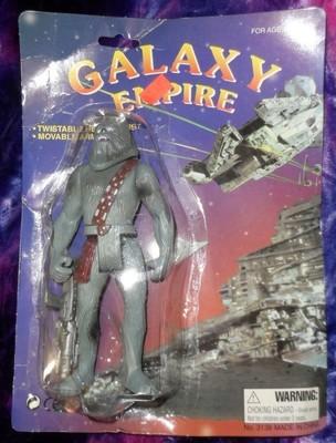 Galaxy Empire Chewbacca (Star Wars Bootleg)