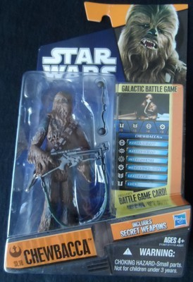Saga Legends Star Wars Chewbacca