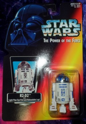 Star Wars The Power of the Force R2-D2
