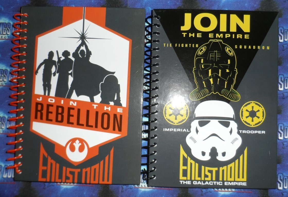 Star Wars Notepads : 2 pack