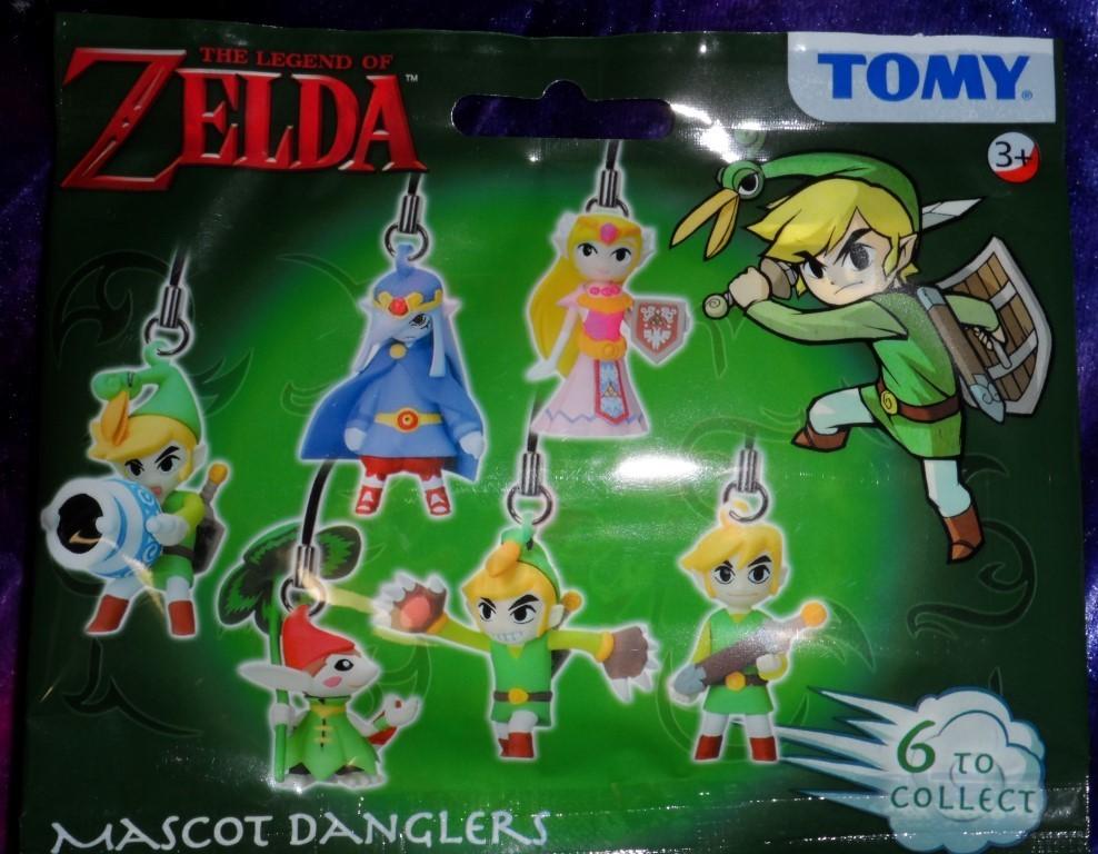 Zelda Mascot Danglers Blindpack