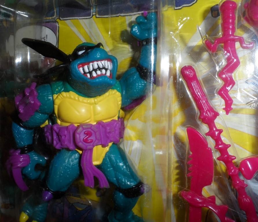 Teenage Mutant Ninja Turtles : Slash Action Figure