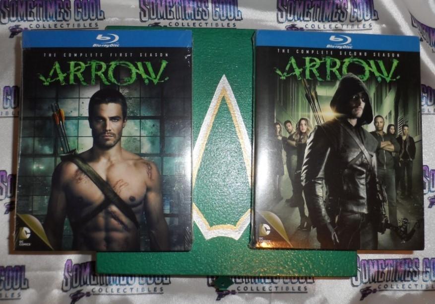 Arrow BluRay Custom Gift Box