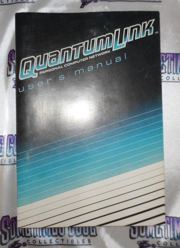 QuantumLink User's Manual
