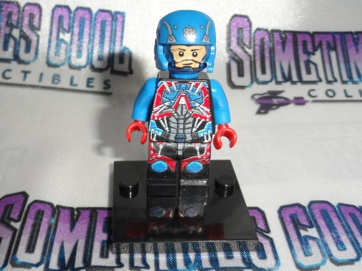Mini Block Figure : The Atom
