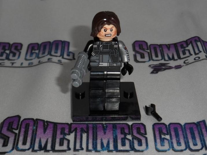 Mini Block Figure : Winter Soldier