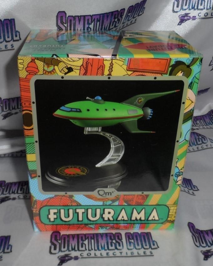 Qmx Mini Masters : Futurama Planet Express Ship