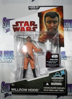 Star Wars Legacy Collection : Willrow Hood