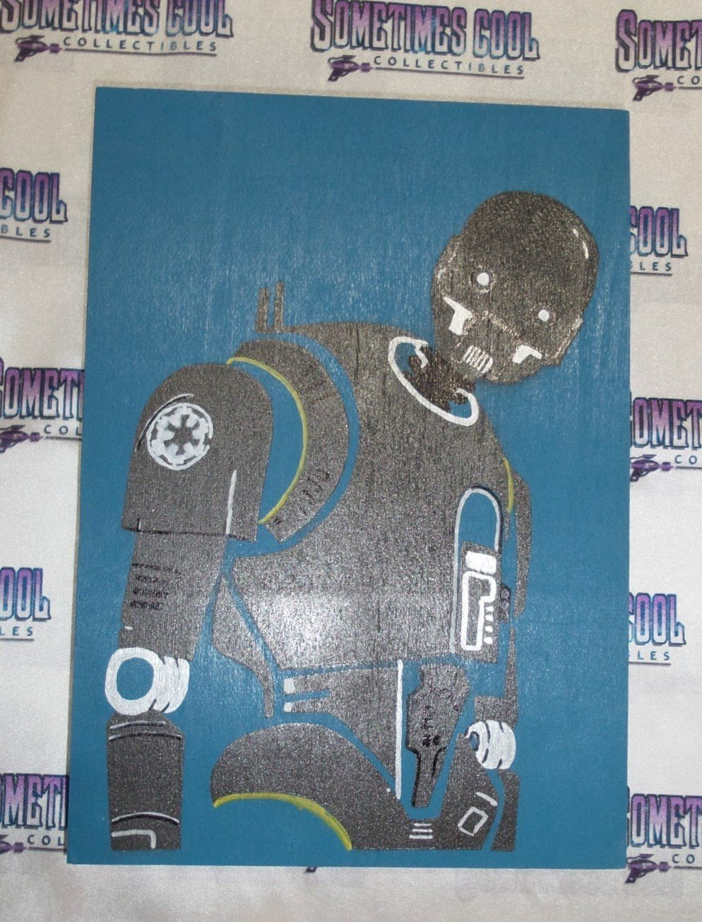 K-2SO Painting