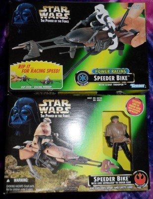 Star Wars Speeder Bikes Set