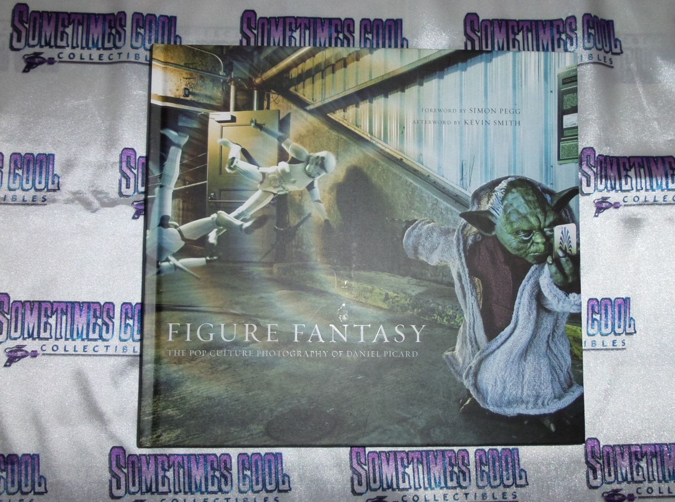 Figure Fantasy Hardcover : LootCrate Edition