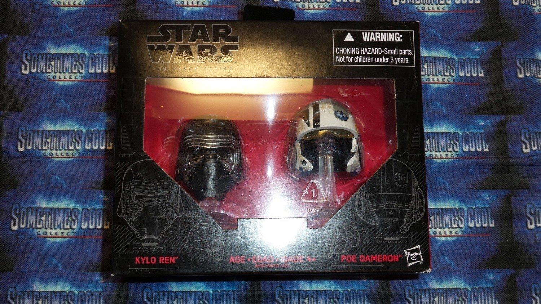 Star Wars Mini Helmet Set