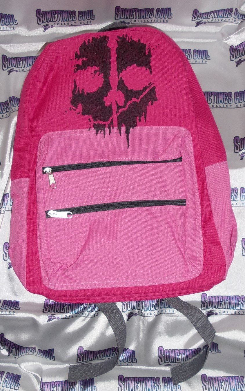 CALL of DUTY : GHOSTS Backpack : PINK