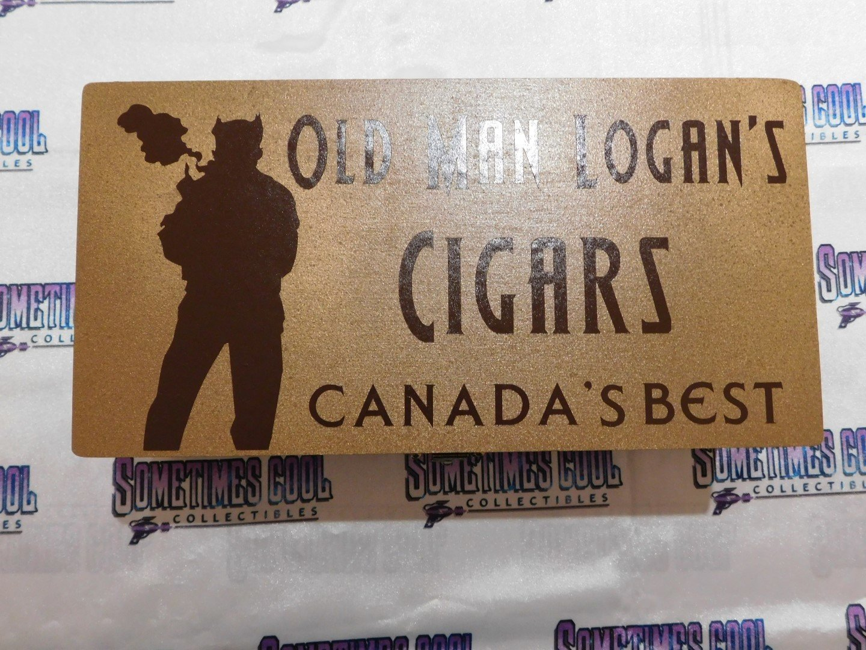 Old Man Logan's Cigar Box