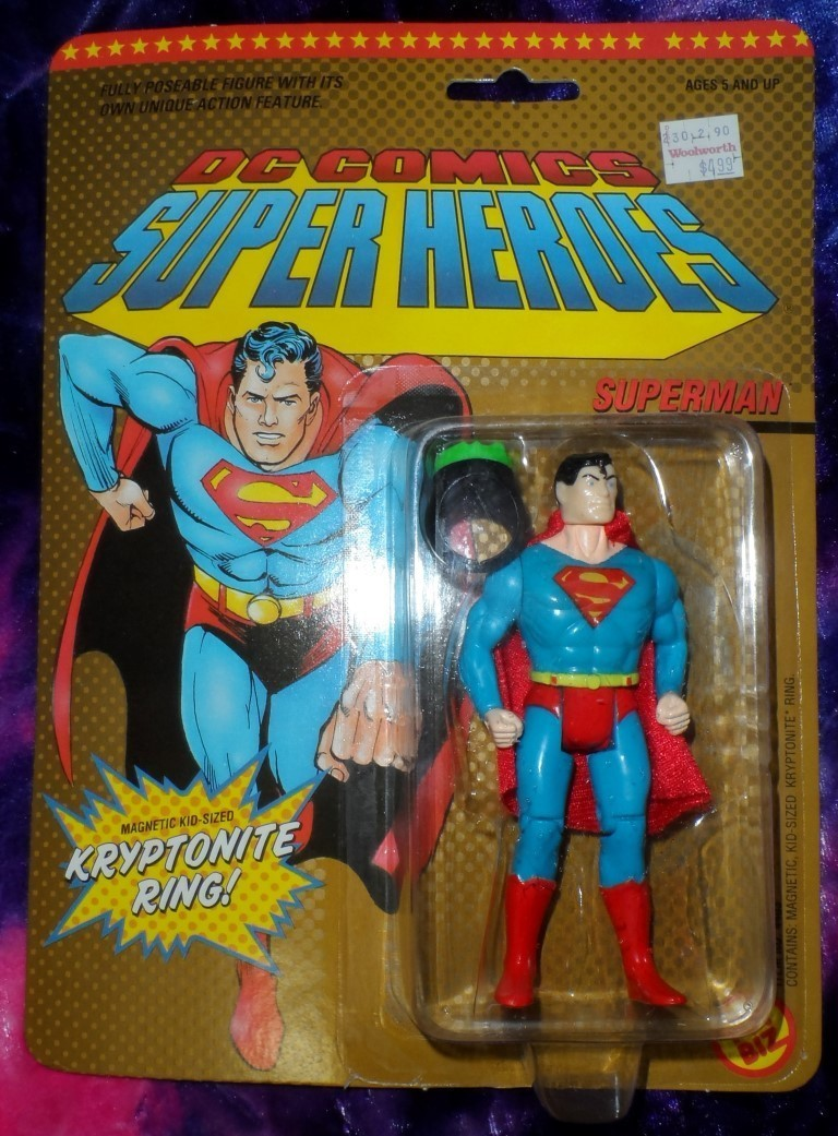 DC Comics SuperHeroes Superman