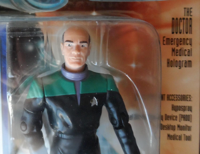 Star Trek Voyager Figure - The Doctor