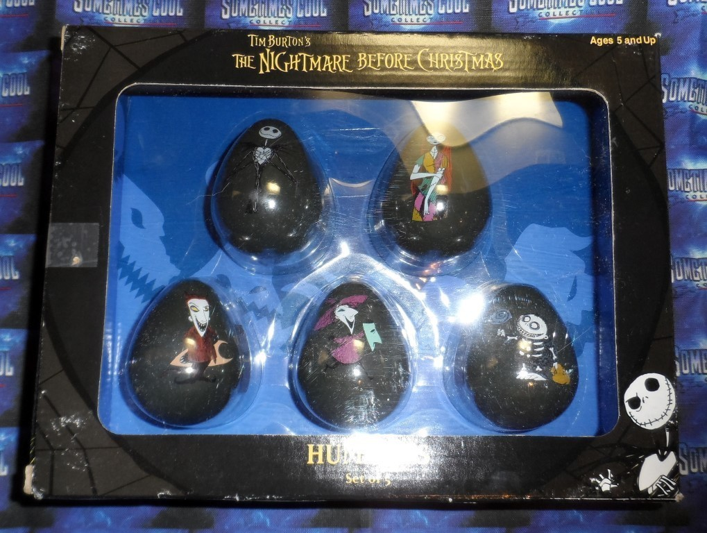 The Nightmare Before Christmas Humpties