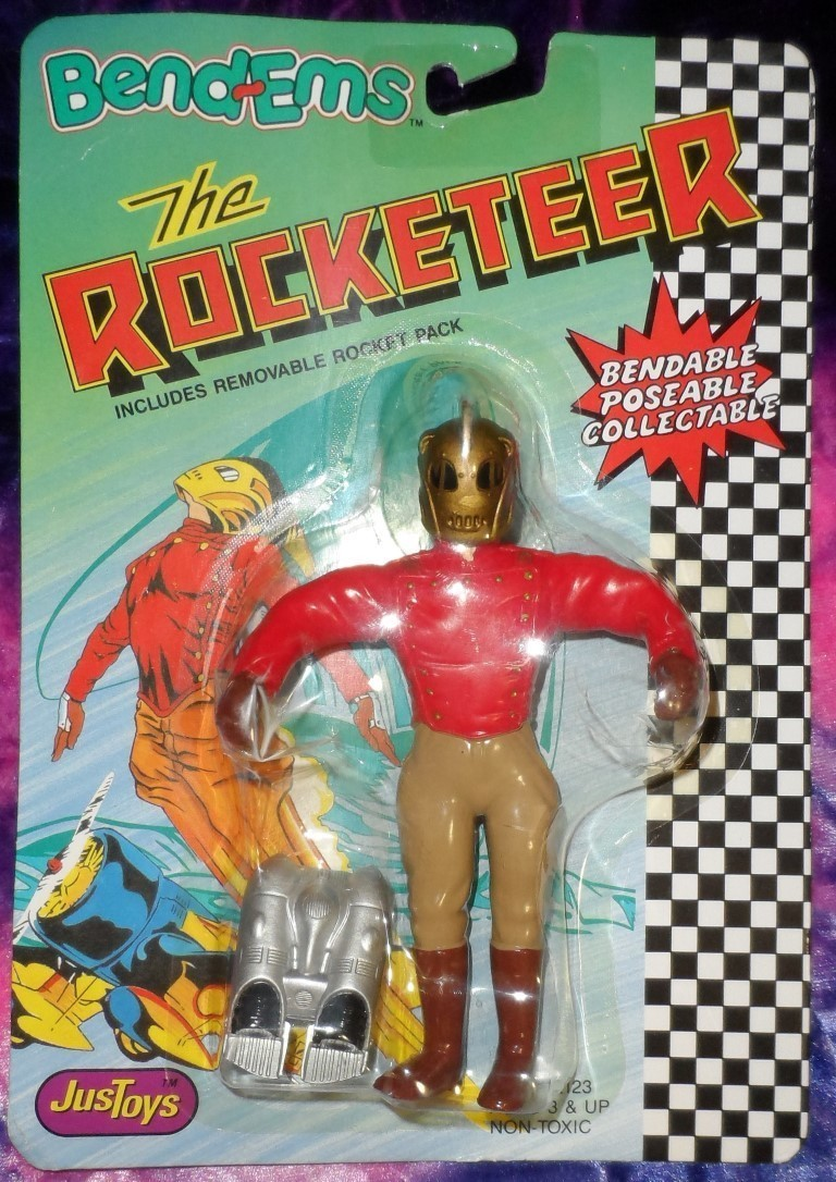 Bend-Ems The Rocketeer