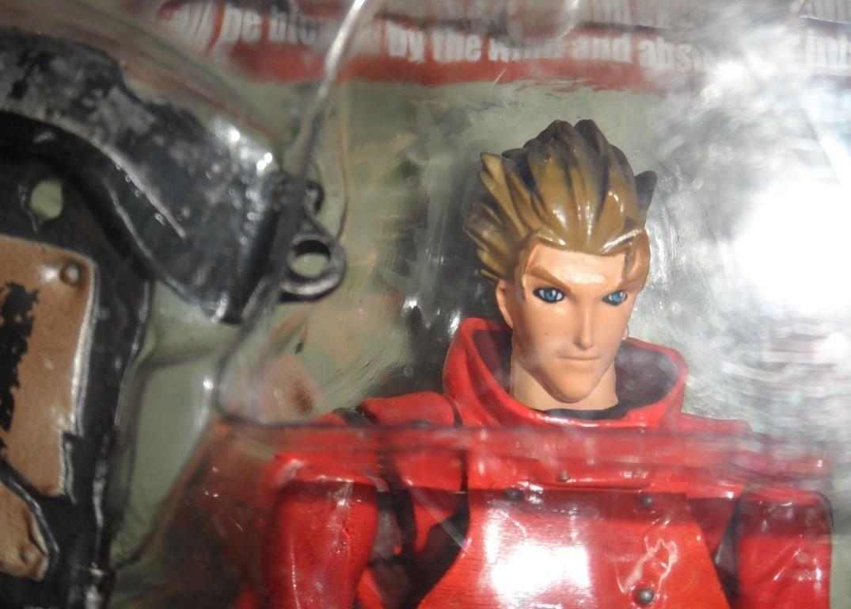 Trigun :The Planet Gunsmoke - Vash the Stampede Action Figure