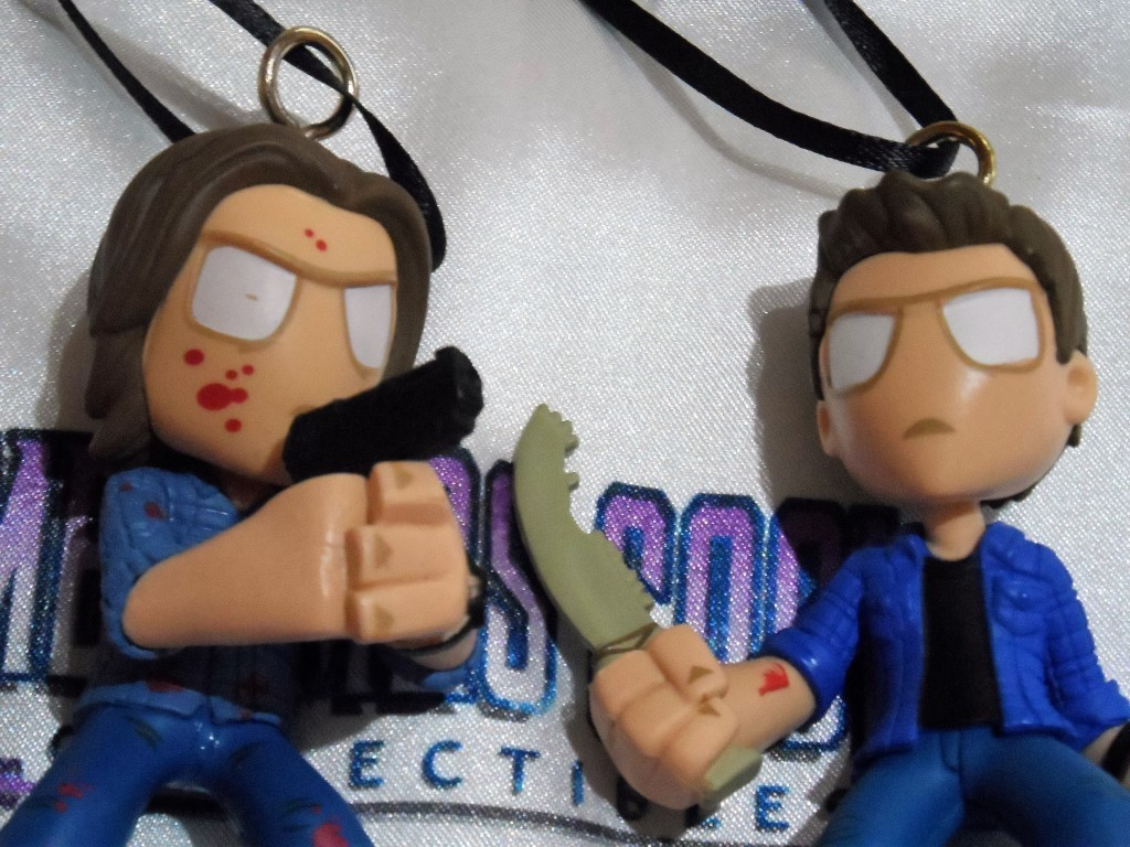 Supernatural : Winchester Brothers Ornaments