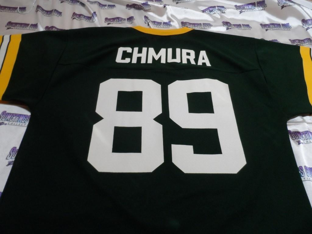 Mark Chmura #89 Jersey (Mens Medium)