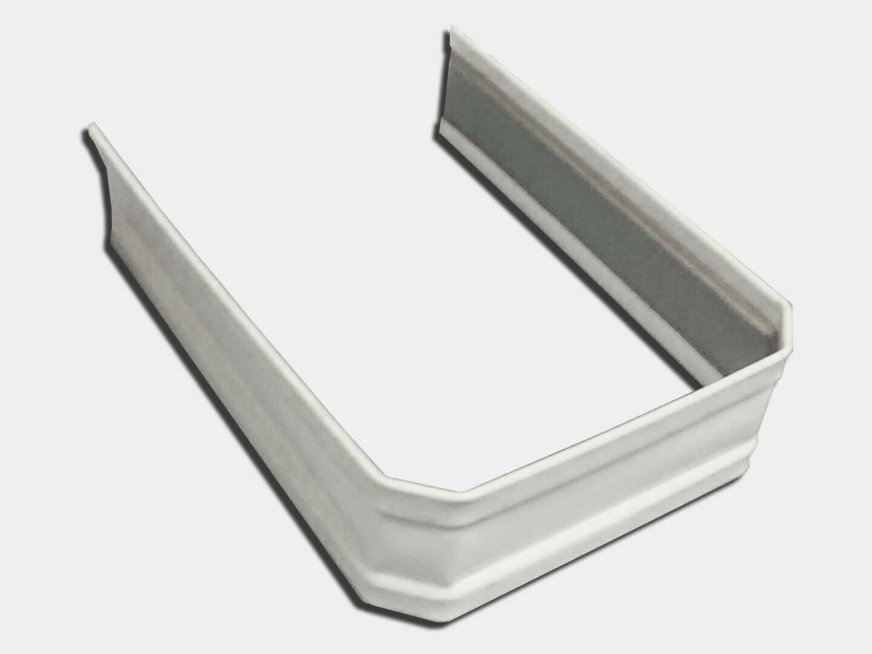 Corrugated Square Aluminum Downspout Strap