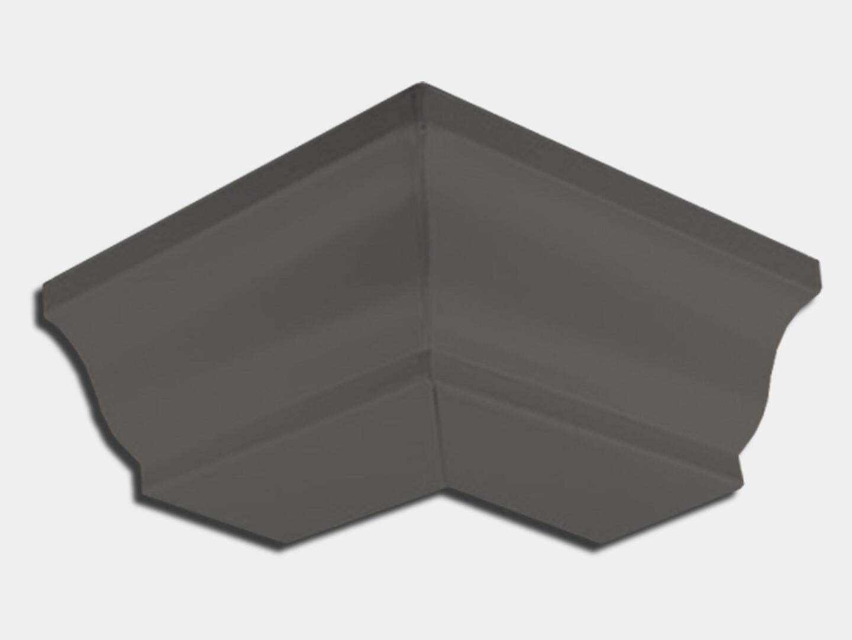 Kynar Steel K-Style Gutter Outside Miter