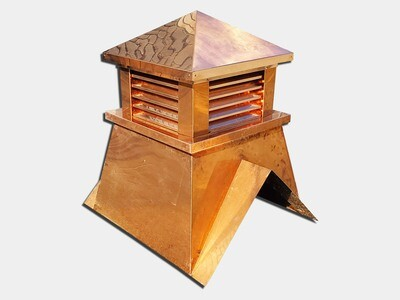 Basic Ridge Vent Cupola