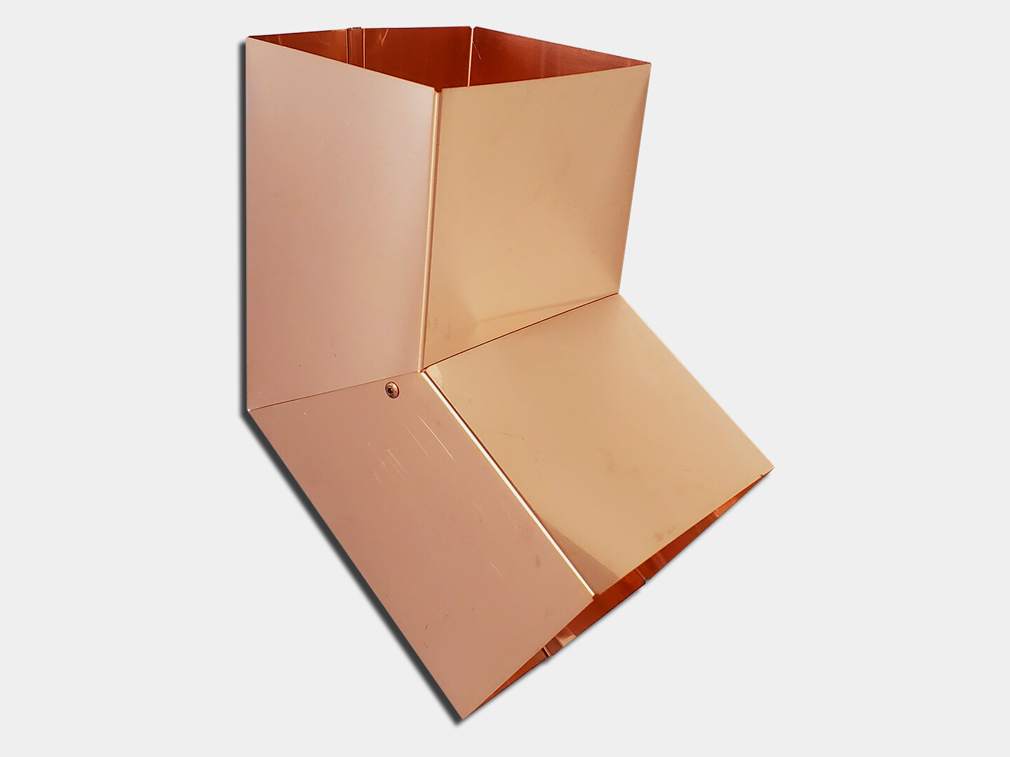 Plain Square Copper Elbow (A) Style