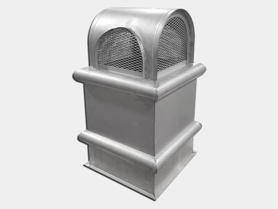 Bell Roof Chimney Pot