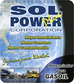 3 X SOL Power Plus Gasóleo 5 L - D5