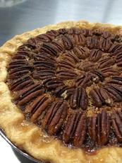 Pecan Pie Gluten-Free from http://www.bakemehappygf.com/