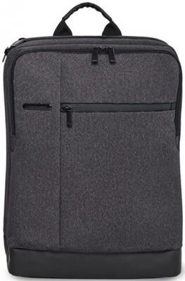 Бизнес рюкзак Xiaomi 90 Points Classic Business Backpack (темно-серый)